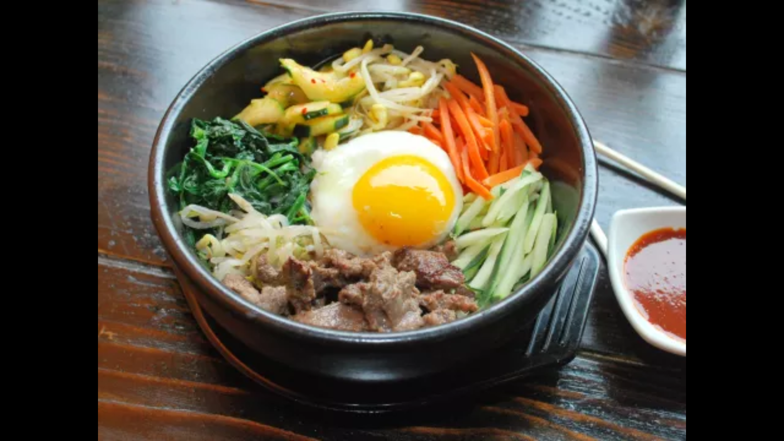 Hot Bowl Bibimbop