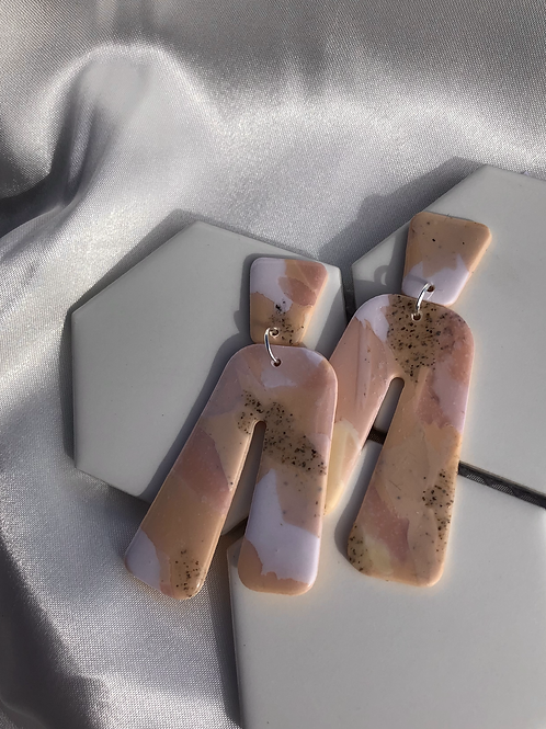 Warm Marble Asymmetrical