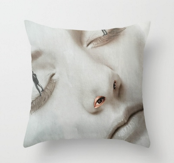 Sleeping - Pillow Cover