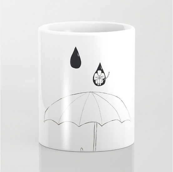 In A Drop - Mug