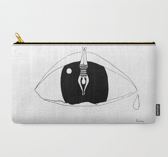 Diving in - Pouch
