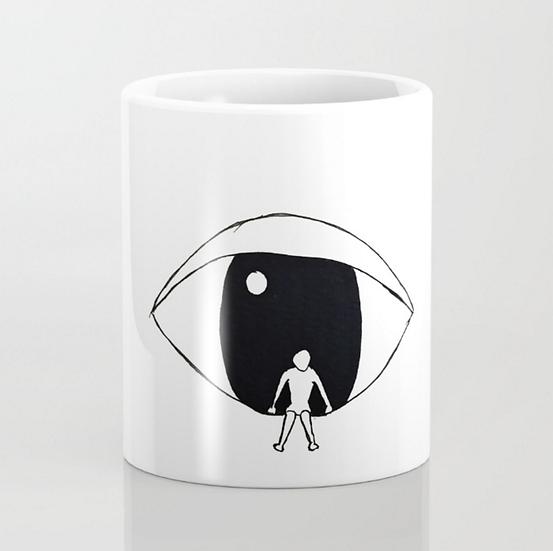 Watching - Mug
