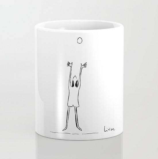 Reaching - Mug