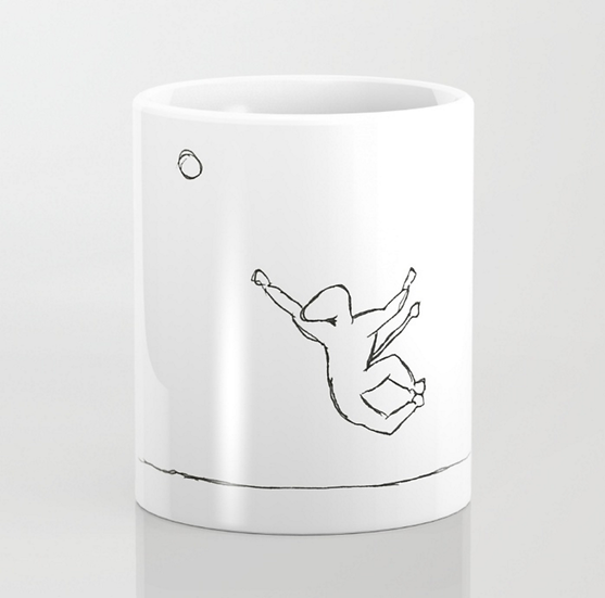 Jump - Mug