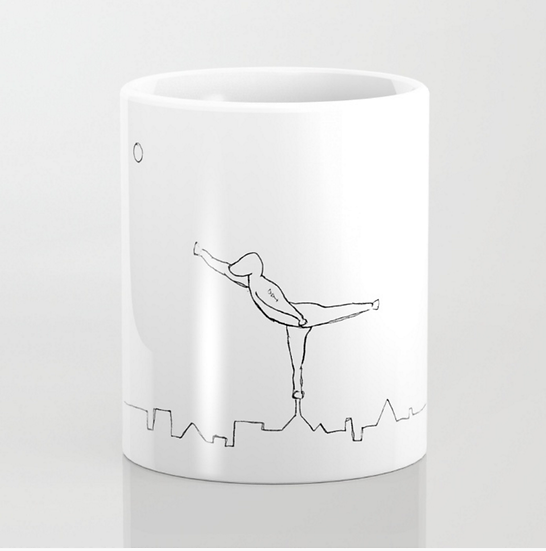 Urban Skyline - Mug