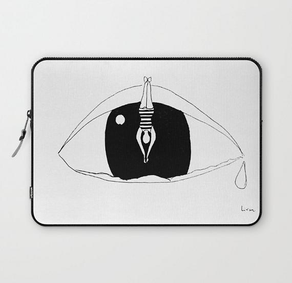 Diving in - Laptop Sleeve