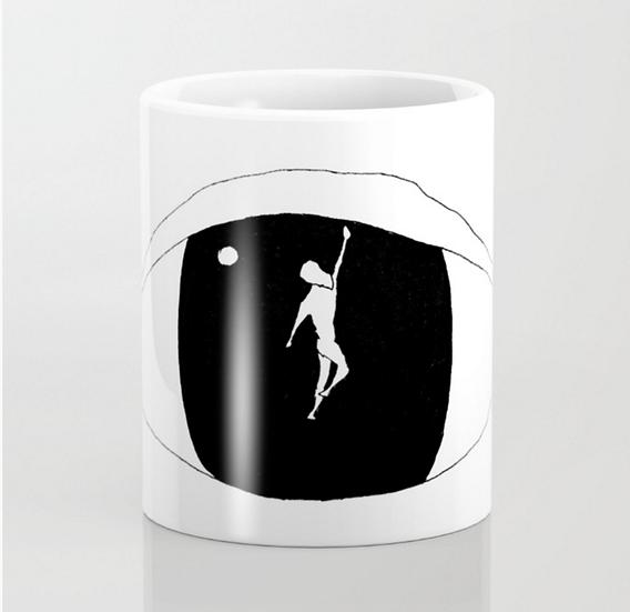 Up - Mug
