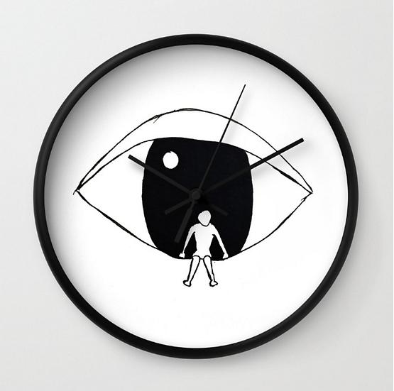 Watching - Wall Clock
