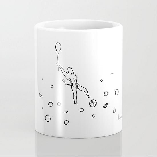 Galaxy - Mug