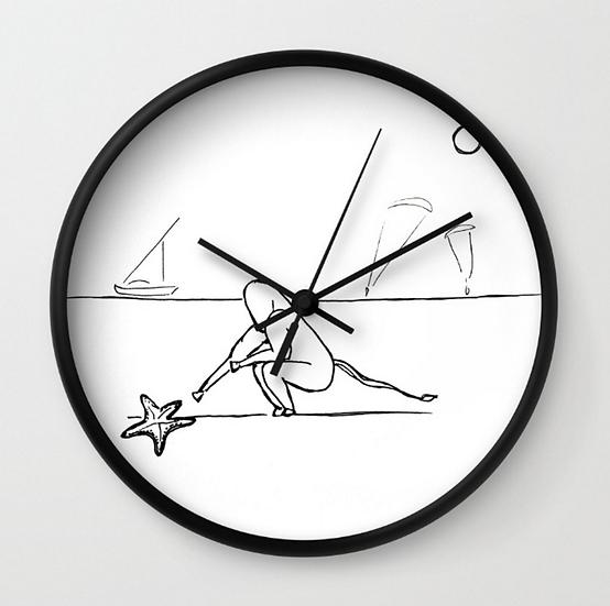 Zanzibar - Wall Clock