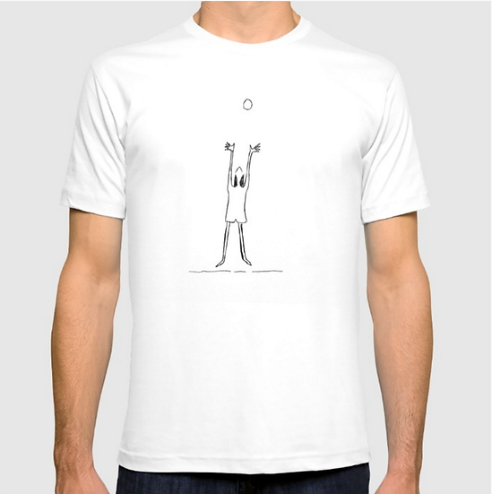 Reaching - T SHIRT