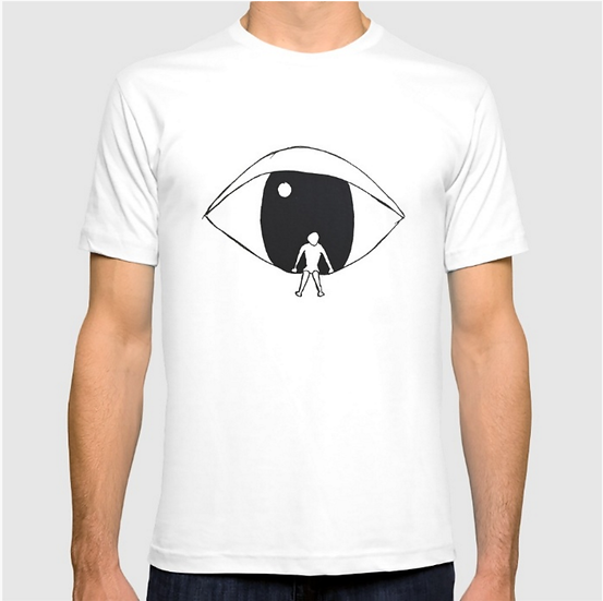 Watching - T SHIRT