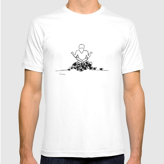 Seeing Within - T SHIRT