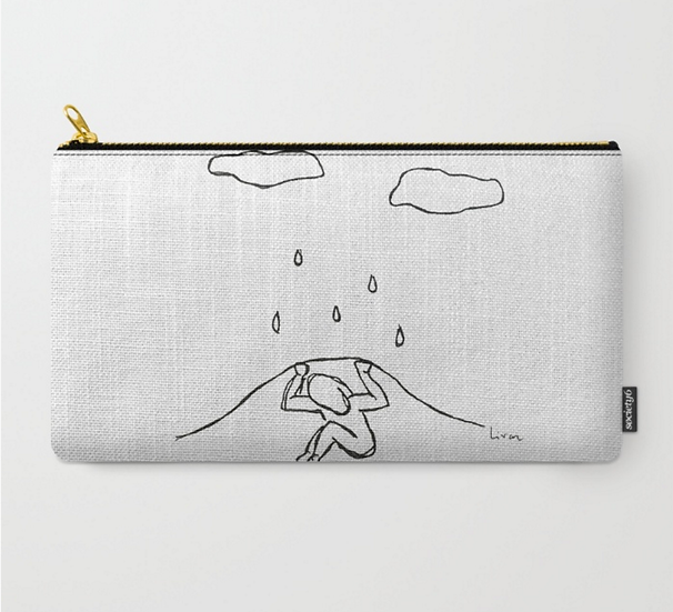 Shaltered - Pouch
