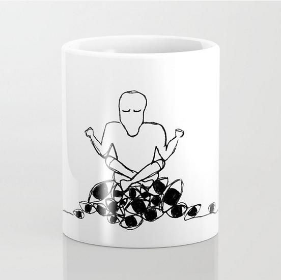 Seeing Within - Mug