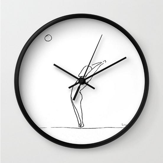 Good Morning - Wall Clock