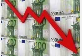 Euro under pressure.