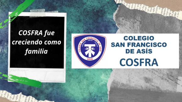 COSFRA 55 AÑOS