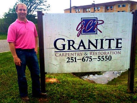 GCR Granite