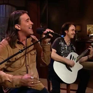 Brent and Scott Stapp on Life Today