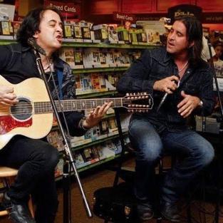Brent and Scott
