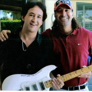 Scott and Brent- 2006