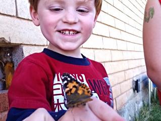 Butterfly Release!