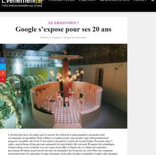 2018.11.21 /      La News Evènement