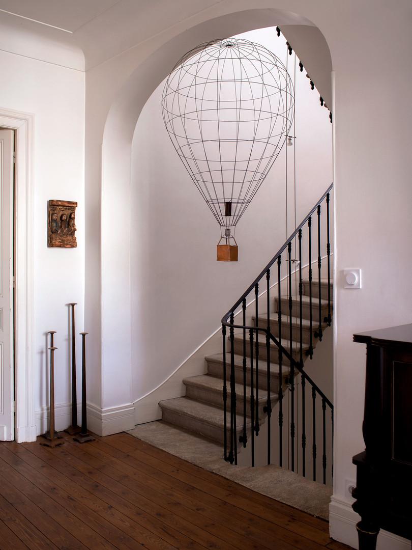 L'escalier, une pièce à part entière