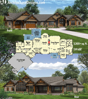 Designing your Custom Home with a Plan