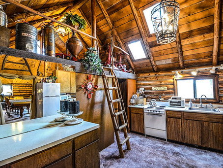 Rustic Old Cabin Retreats