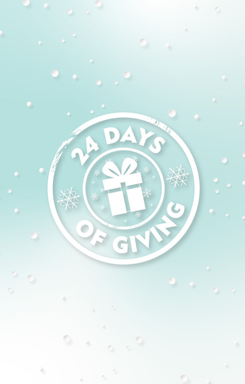 NIVEA UK, 24 Days of Giving