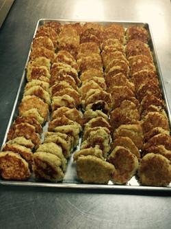 Fresh Made Potato Cakes
