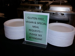 Alternative Meal Options Available