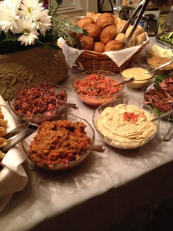 Dip and Toppings