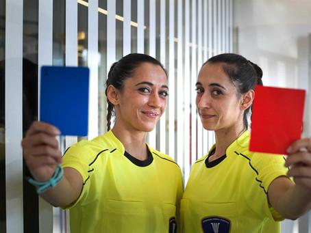 Dupla Marta Sá/Vânia Sá nomeadas para as semi finais da Women's EHF Cup
