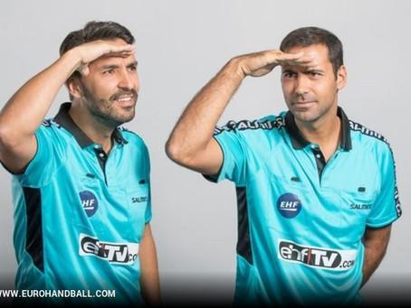 Duarte Santos e Ricardo Fonseca 'convocados' para o IHF Super Globe 2019