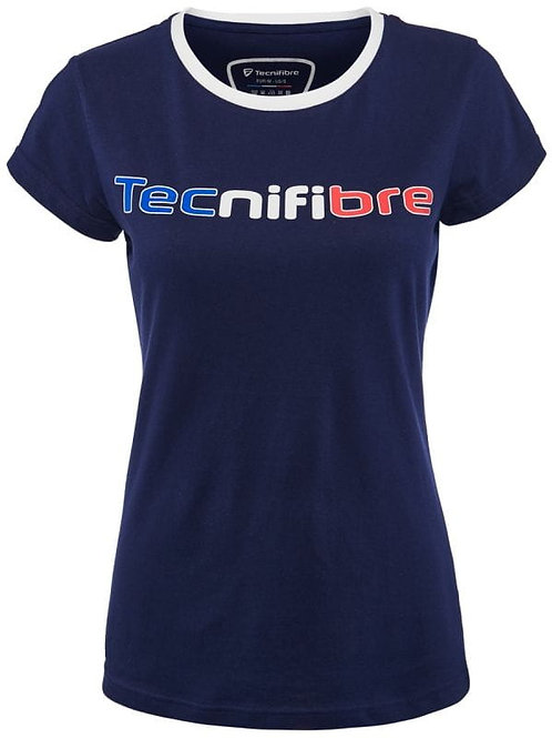 Lady Cotton Tee Tricolore