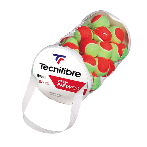 Tecnifibre My new ball / Stage 3
