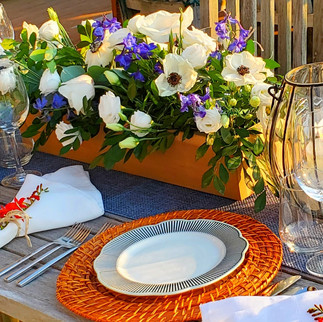 Dave's at Home - Table Setting