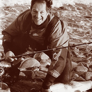 Catch of the Day!  Dave Marcley
