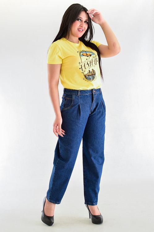 بنطلون سلوشي جينز