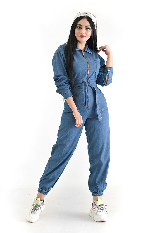 Robe jumpsuit l Sleeve l jeans