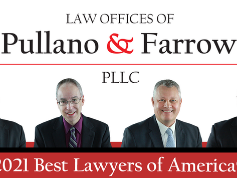 BestLawyers of America© Recognizes Four P&F Attorneys in 2021 Publication