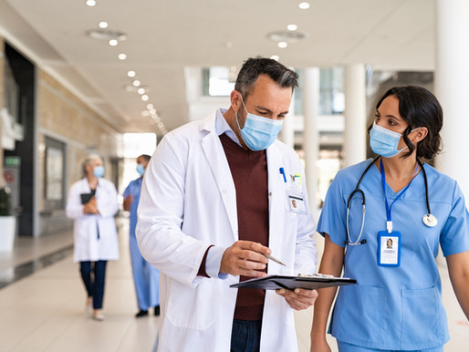 OSHA and ETS Updated Guidance for Healthcare Facilities and Non-Healthcare Facilities
