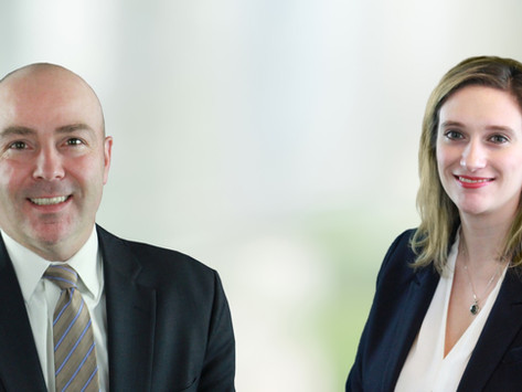 Christian Valentino & Mallory Smith Selected as 2021 Legal Excellence Honorees