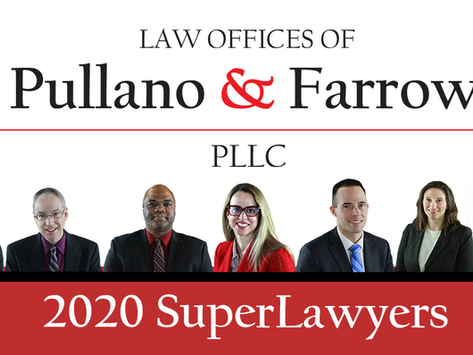 Seven Attorneys Selected as SuperLawyers in 2020 Publication