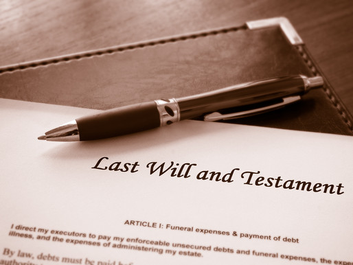When You Die, Who Administers Your Estate?
