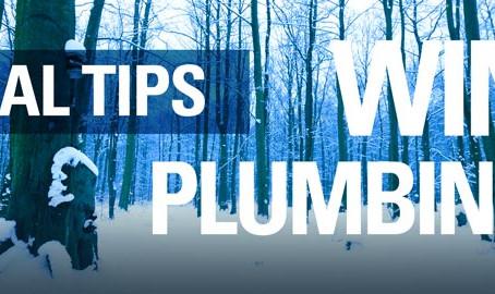 Winter Plumbing Tips from Westernish Plumbing