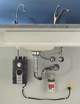 instant hot water repair